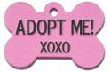 Adopt Me Doggie Tag