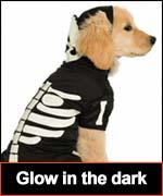 Glow in the dark costume
