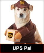 UPS Pal costume