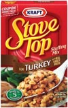 turkey stuffing may contain a lot of hidden dangers