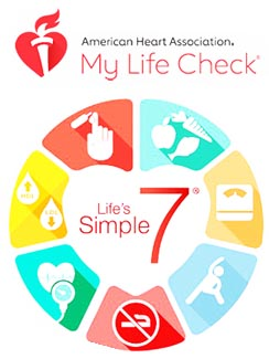 American Heart Association - My Life Check