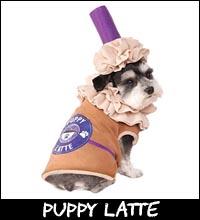 Puppy Latte