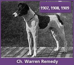 Ch. Warren Remedy